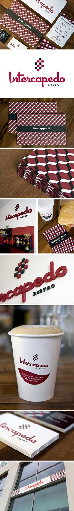 visual ID / Intercapedo Bistro (sample)