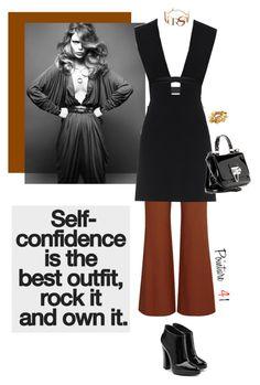 Self-confidence by mrs-len on Polyvore featuring mode, La Mania, Chloé, Giuseppe Zanotti, Dolce&Gabbana, Versace and Chanel