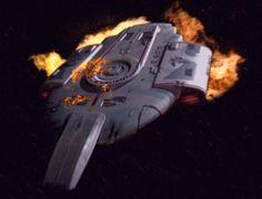 destruction of the USS Valient