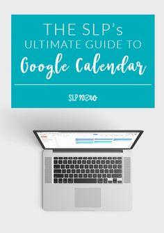 Google Calendar can