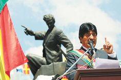 #Bolivia Informa: #Evo instruye defensa de aguas del #Silala - #Potosí #Defensa #Política