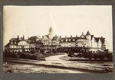 Hotel del Coronado - possibly from the era where my great grandpa was the groundskeeper.