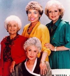 This is Nacho Mama's Blog-Life, with extra cheese.: THEME PARTY! Golden Girls Baby Shower...