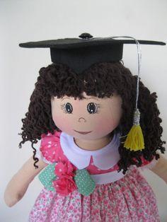 muñeca de tela