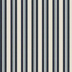 Neptune Stripe - Sailor's Blue - Outdoor - Fabric - Products - Ralph Lauren Home - RalphLaurenHome.com