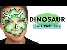 One-Stroke Butterfly Face Painting Tutorial | Ashlea Henson - YouTube