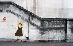 Street Art Tbilisi - Dr. Lovee