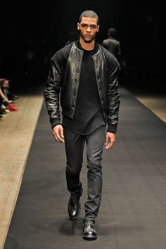 New York Fashion Week - En Noir - Fall 2014
