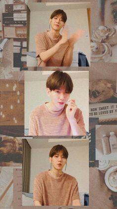 Baekhyun Wallpaper, Exo Ot12, Exo Members, Exo K, Music Bands, Chanyeol, Cute Wallpapers, Nct, Kpop