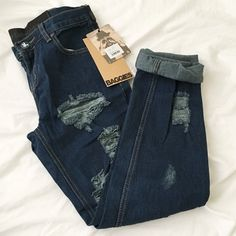 One Teaspoon Awesome Baggies Brand new with tags! One Teaspoon Jeans Boyfriend
