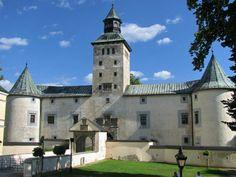 Bytča 3   Bytca Castle, Slovakia Monuments, Witches Castle, Fortification, Beautiful Places In The World, Bratislava, Kirchen, Capital City, Czech Republic, Prague