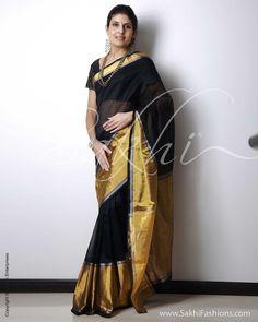 blk uppada- sakhi fashions