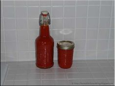 Frank's Hot sauce copycat recipe