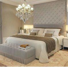 Love gray bedrooms