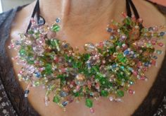 Splendida collana artigianale - Beautiful HANDMADE Necklace