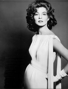 Suzy Parker, Harper's Bazaar, December 1958, photo by Richard Avedon