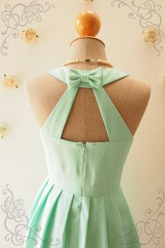 Hey, I found this really awesome Etsy listing at https://www.etsy.com/listing/271983046/mint-green-dress-mint-green-party-dress