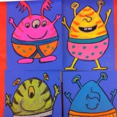 2nd grade art projects - Google Search