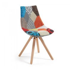 Chaise Avenue Patchwork