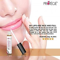 With Protege Beauty's LIP SERVICE regain that look when used twice daily for 4 weeks, the sexy lips you almost forgot you had will again look sexy, plump and smooth. Collagen Lips, Lip Wrinkles, Lip Mask, Beauty Secrets, Beauty Products, Lip Plumper, Lip Service, Beauty Skin, Shea Butter