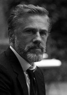 Christoph Waltz, what an amazing actor i love this man. Basically any movie he's in he turns it a masterpiece. God bless you man.