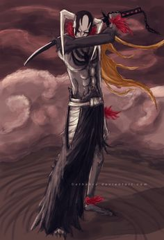 Bleach: Hollow Ichigo by Athakra.deviantart.com on @deviantART