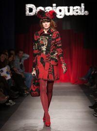 Fashion From Spain >> 過去記事ファイル >> クリスチャン・ラクロワが描いたデシグアルの世界