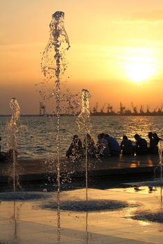 Thessaloniki Macedonia Greece, Crete Greece, Greece Thessaloniki, Great Places, Beautiful Places, Places In Greece, Greek Beauty, Greece Travel, Beautiful Islands