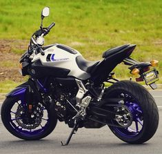 Missing this bike already! Have you seen the video I did with the FZ-07 that @mountainmotorsportsga let me steel for a while?