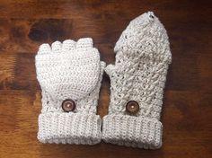 フード付き手袋 無料編み図 模様編み かぎ編み - 北欧風無料編み図 アケメロン伝説~きみだけに~
