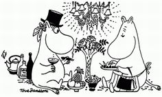 All Things Finnish, Moomins
