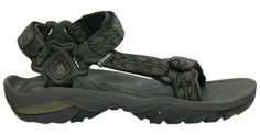 Mens Terra Fi 3 By Teva Footwear. I trail run in these things too! Hiking Sandals, Sport Sandals, Sandalias Teva, Rugged Men, Bow Sneakers, Trail Running, Urban Fashion, Jackson, Footwear