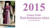 2015 Gamze Polat Özel Koleksiyon Abiye