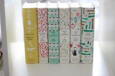 Puffin and Penguin Classics - York Avenue - Beautiful book cover pattern design