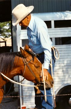 Remembering Tom Dorrance   Written by Eclectic Horseman       A collection of memories from Eclectic Readers about the late Tom Dorrance.