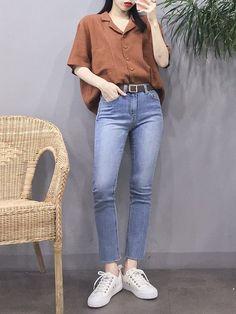 รวมไอเดียแฟชั่น Street Style สายเกาหลี ที่สาวสายสตรีทไม รูปที่ 1 SistaCafe
