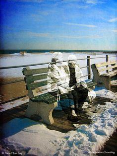 """""""Remember When...""""Seaside Heights, NJ Boardwalk."""""""