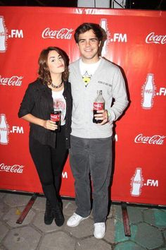 ImageFind images and videos about peter, and beautiful on We Heart It - the app to get lost in what you love. Camila Gallardo, Angel Show, Series Movies, Glee, Coca Cola, We Heart It, It Cast, Singer, Actresses
