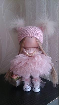 Muñeca Tilda muñecas arte muñeca boda muñeca Rosa por Worldeldolls