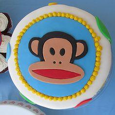 Paul Frank Julius cake
