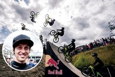 Hometown hero: Canadian Brett Rheeder rides to victory in Red Bull Joyride