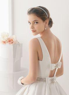 Rosa Clará Brautkleider 2015