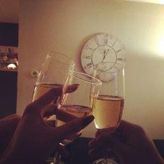 Happy new year #moët #chardon #champagne