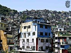 Favela vive  . . . .  #riodejaneiro #rj #brasil #love #instagood #brazil #photography #errejota #tbt #photooftheday #... Multi Story Building, Slums, Brazil