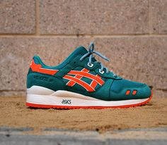 Ronnie Fieg x Asics Gel Lyte 3 Miami Beach