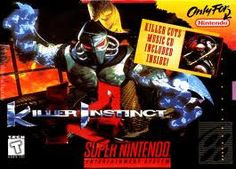 Killer Instinct Snes