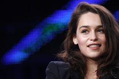 Fifty Shades of Grey Movie: 5 Reasons Emilia Clarke Should be Anastasia Steele [PHOTOS] - Entertainment & Stars