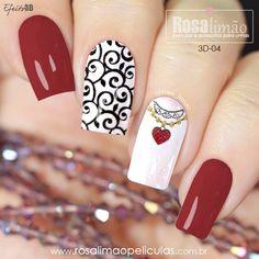 Classy Nail Designs, Beautiful Nail Designs, Nail Art Designs, Cute Nail Art, Cute Nails, Pretty Nails, Acrylic Nails Coffin Short, Cute Acrylic Nails, Classy Nails