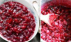 Η Ωραιότερη Σως Μελιού για τις Σαλάτες σας!   womanoclock.gr Cranberry Sauce, Pesto, Chili, Soup, Recipes, Chile, Soups, Ripped Recipes