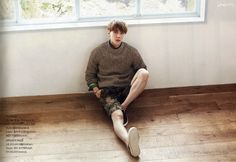 FY! EXO Sehun And Luhan, Exo K, Chanyeol, Grazia Magazine, Human Bean, Hunhan, Chinese Boy, Young And Beautiful